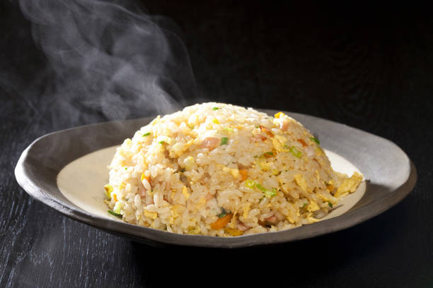 Fried rice Fried rice fried rice stock pictures, royalty-free photos & images