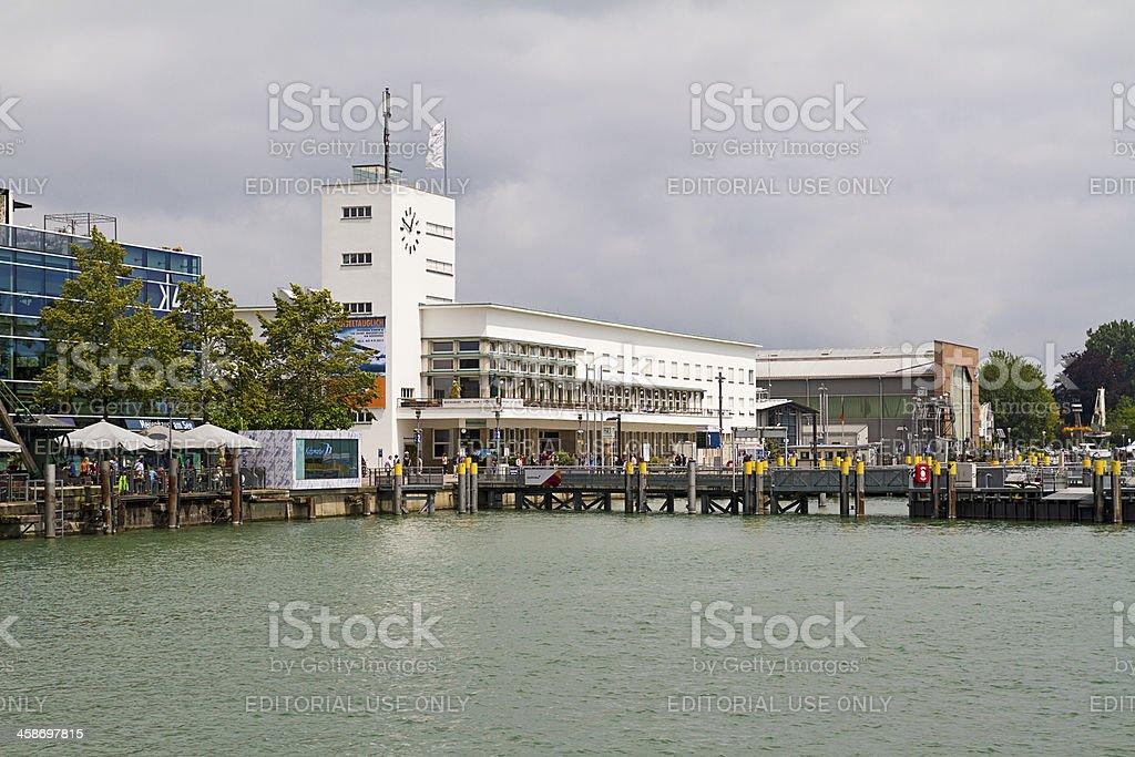 Friedrichshafen royalty-free stock photo