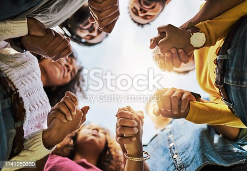 istock Friends are there when you need them most 1141250330