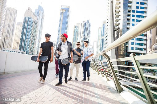469416394 istock photo Friends enjoying city life 469898138