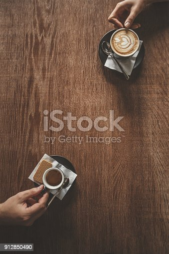 istock Friends having coffee 912850490