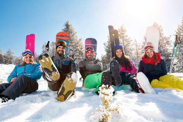 Friends having fun on ski holiday in mountains picture id1173787416?b=1&k=6&m=1173787416&s=612x612&w=0&h=gmvgfocwljpmqydmix9bxbhvn82lxjqbr52dqjnfu 4=