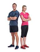 istock Friends in fitness 486662770