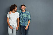 istock Friends laughing and enjoying 544357744