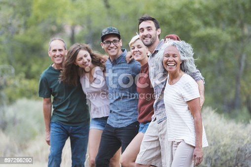 istock Friends of All Ages 897266260