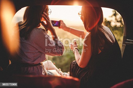 807410214istockphoto Friends on a road trip 965575966