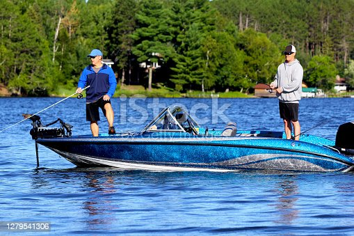 istock Friends out fishing 2 1279541306