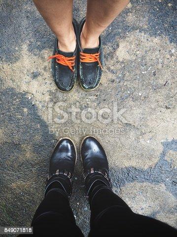 Friends shoes