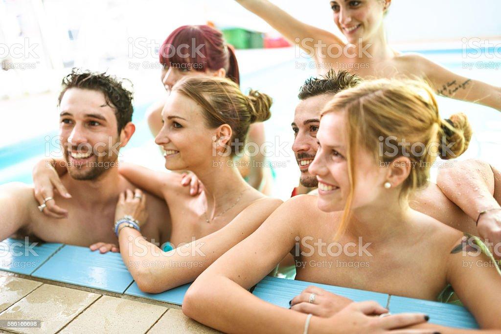 Donne in cinte nude