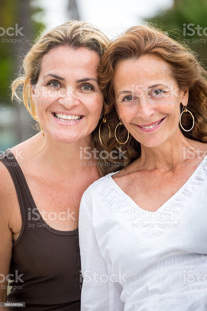 royalty free older lesbian couple pictures, images and stock photos