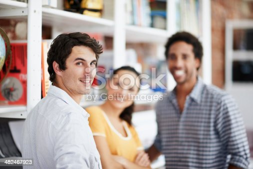 624700110istockphoto Friendship in the workplace 482467923