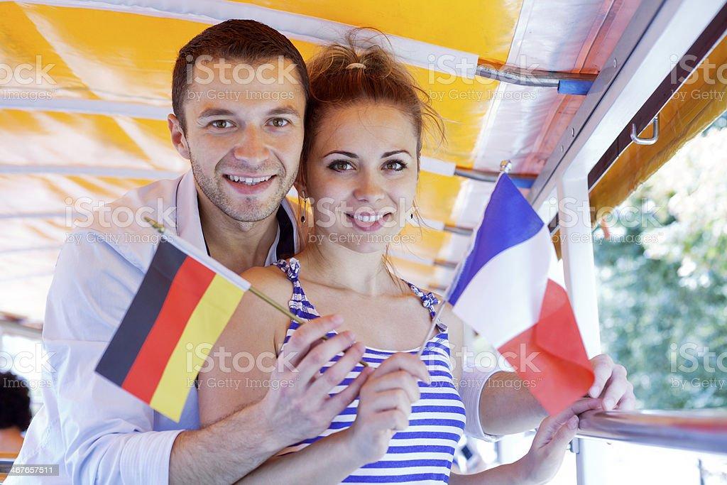 friendship royalty-free stock photo