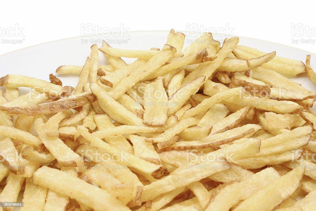 Fries royalty-free stock photo