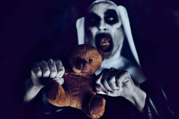 Frightening evil nun with a teddy bear picture id1053020774?b=1&k=6&m=1053020774&s=612x612&w=0&h=mbof3tncyjqu7tfgwgovp1cwq bkmq05o6ykdo0skog=