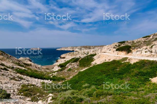 Frioul Islands One Of The District In Marseille Stock Photo - Download Image Now