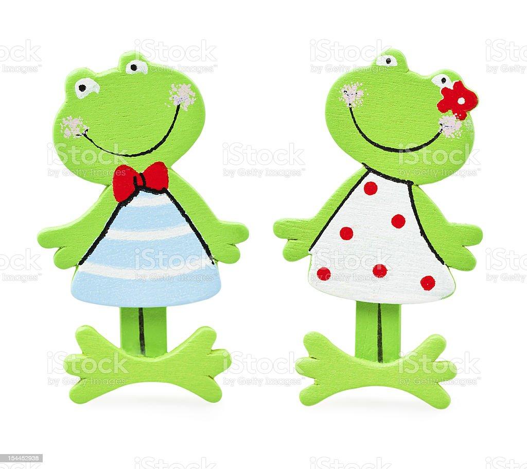 frogs Lizenzfreies stock-foto