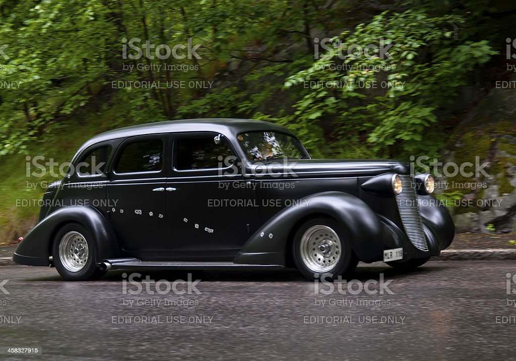 NACH 400 DE LUXE from 1937 royalty-free stock photo