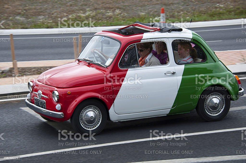 FIAT 500 dal 1969 - foto stock