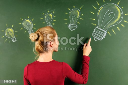 istock from a small idea to a big one 184908144