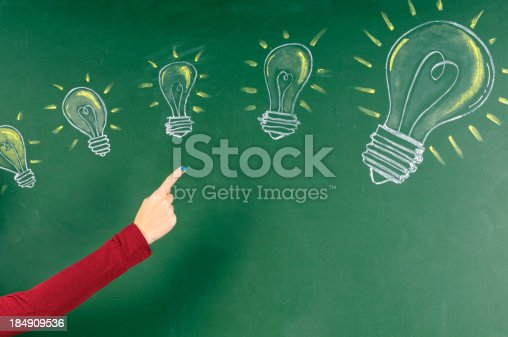 istock from a small idea to a big one 184909536