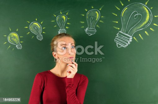 istock from a small idea to a big one 184953226