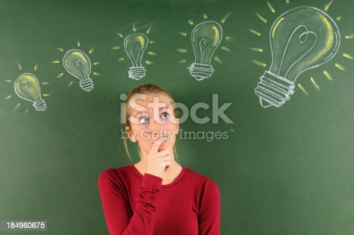 istock From A Small Idea To A Big One 184960675