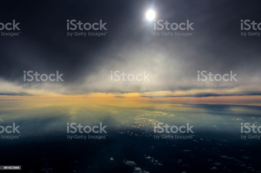 Von oben  – Foto
