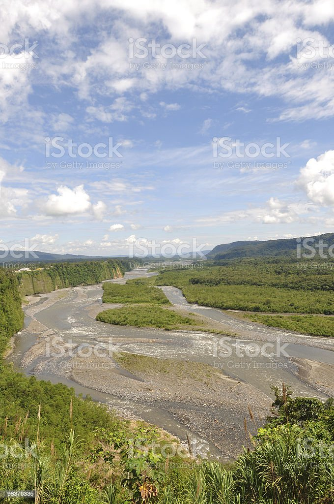 From Andes to Amazon, Ecuador royalty-free stock photo