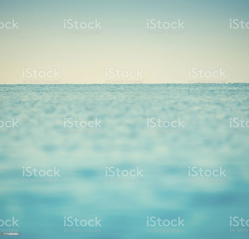 From land to far see It never ends royalty-free stock photo