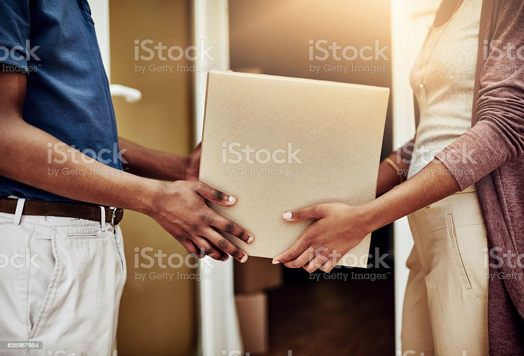 From our hands to yours stock photo