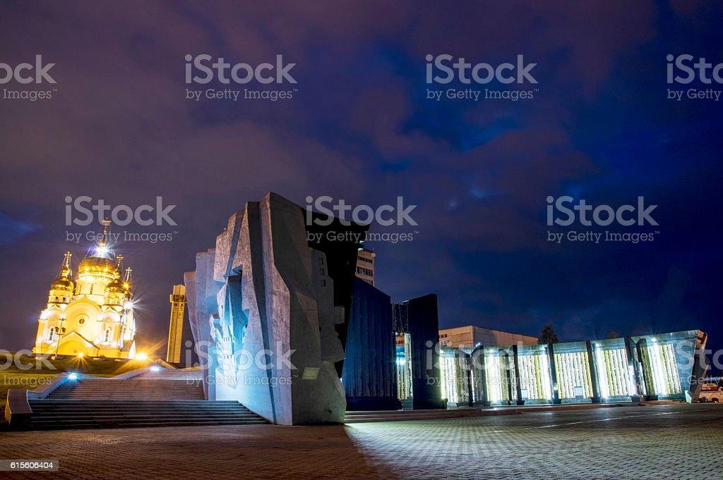 From street to Spaso Preobrazhensky Cathedral – Foto