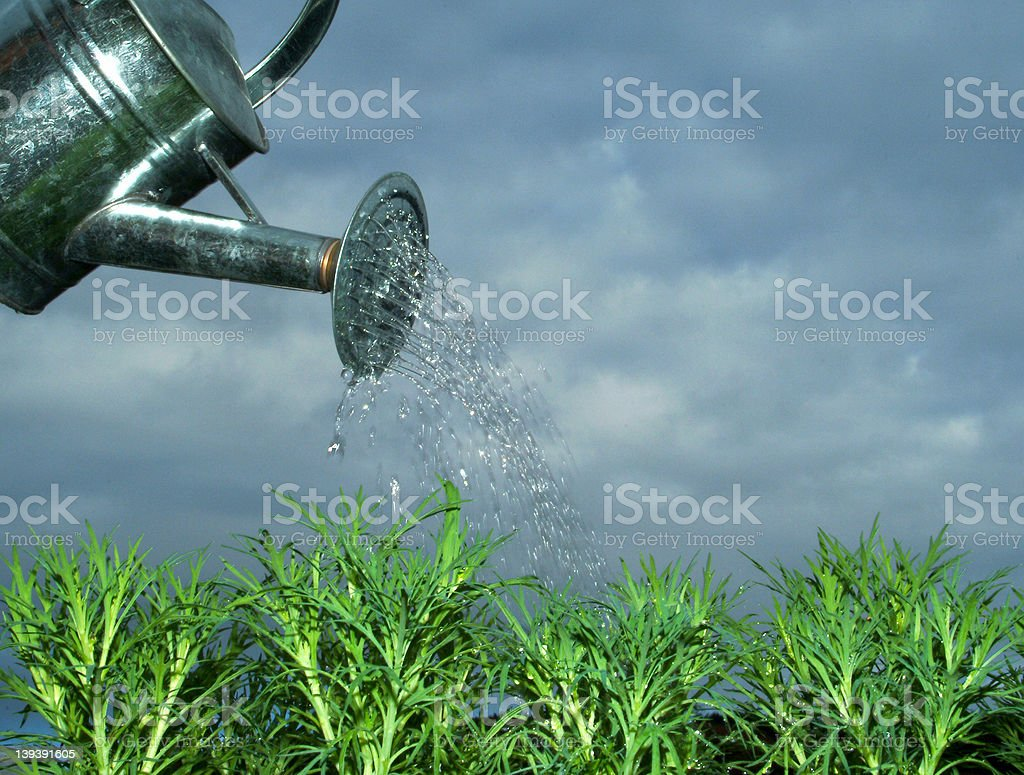from the heavens royalty-free stock photo