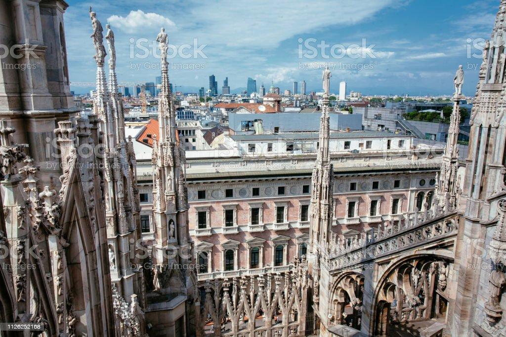 Milan Skyline horizontal