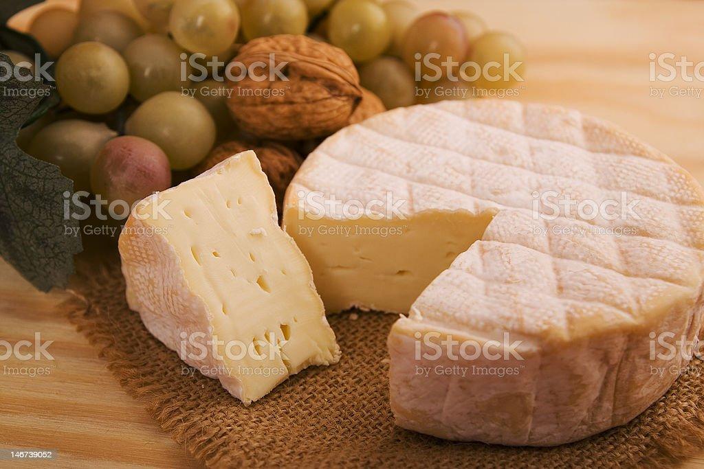 Fromage français stock photo