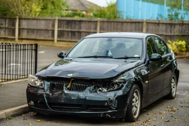 71 Auto Accidents Bmw Crash Accident Stock Photos Pictures Royalty Free Images Istock