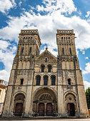 istock Front of Abbey of Sainte-Trinité, Caen 1263843799