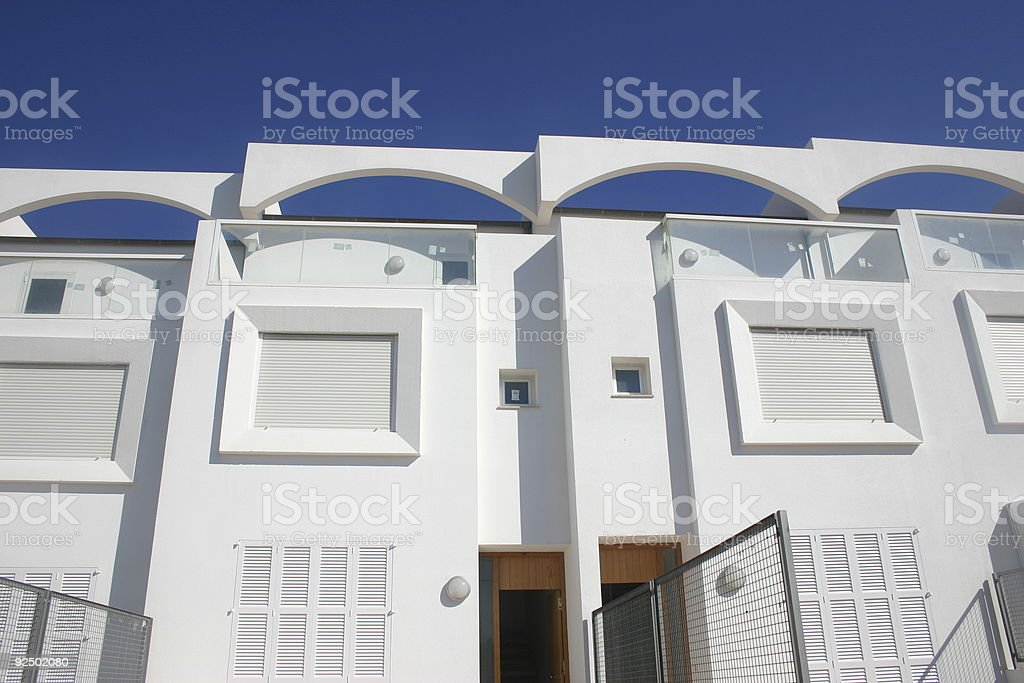 front of anwhite house royalty-free stock photo