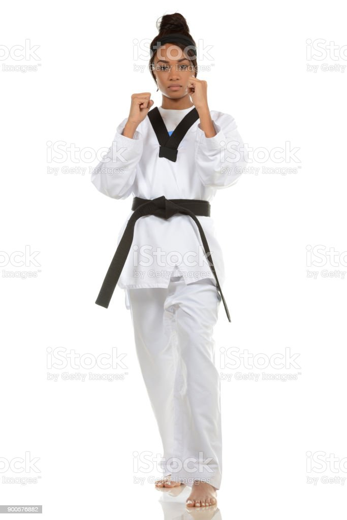 Front Stance And Ready Stock Photo Download Image Now Istock