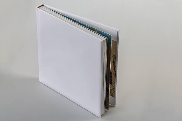 frontansicht des leeren buch - planner inserts stock-fotos und bilder