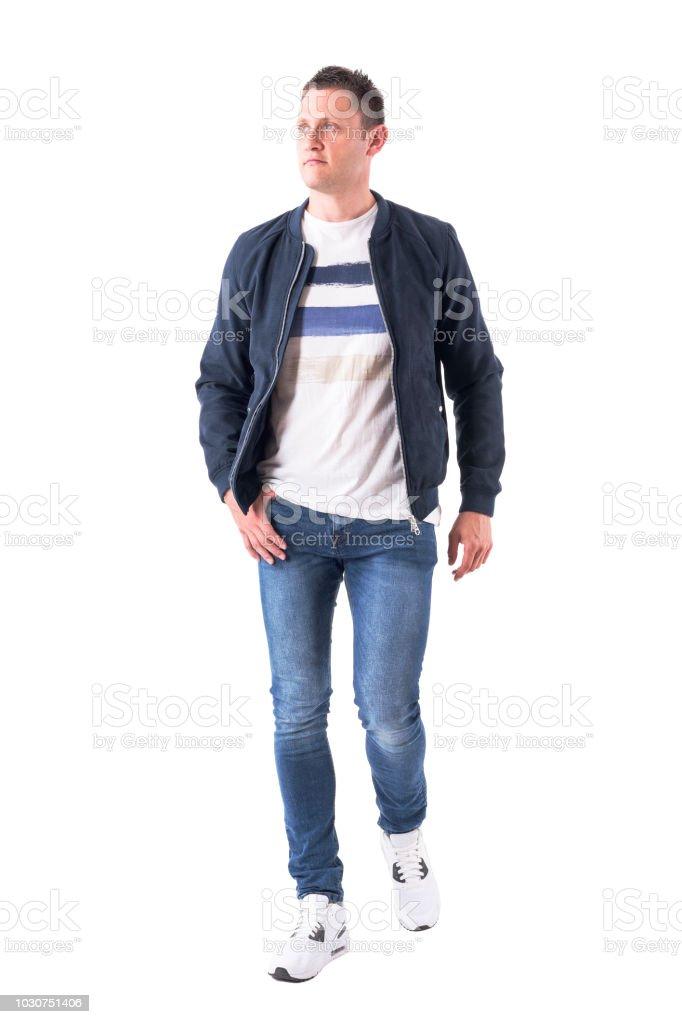 Hombre Confianza Casual Vista De En Pantalones Masculino Frontal CWreQdxBo