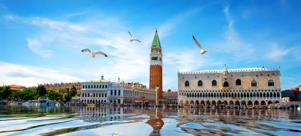 Vorderansicht des San Marco – Foto