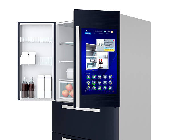front-view-of-smart-refrigerator-picture-id540518070?k=6&m=540518070&s=612x612&w=0&h=TpNwQ1SGvo_4Yw2tMCC0ErixpjxwXI01gN0OQG2Yx8w=, Kitchen Renovation, Bathroom Renovation, House Renovation Auckland