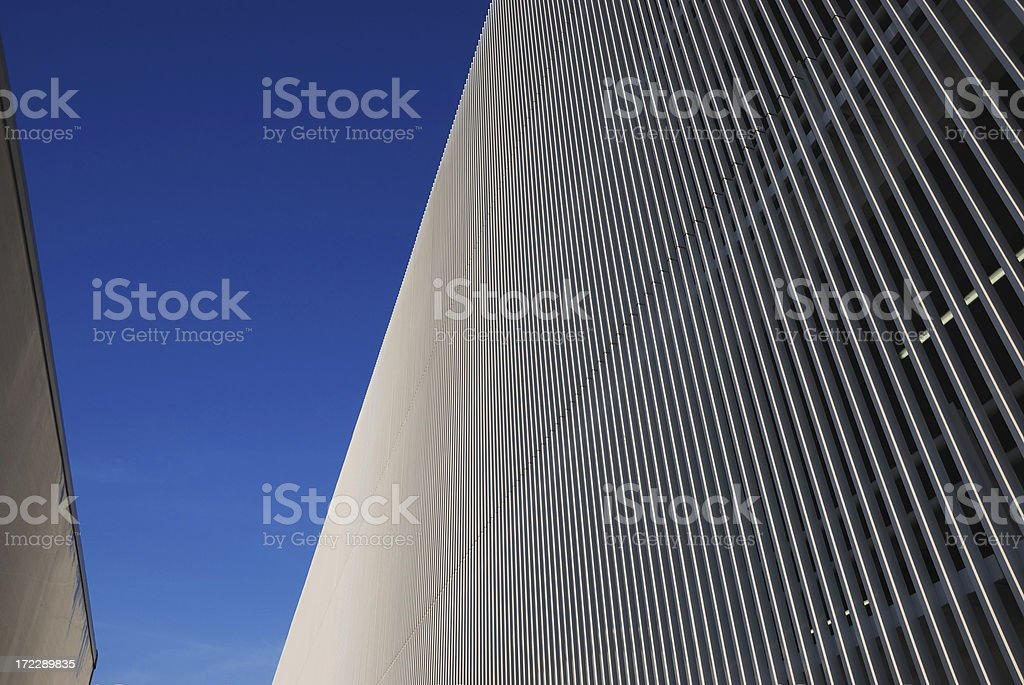 front with shelves royalty-free stock photo