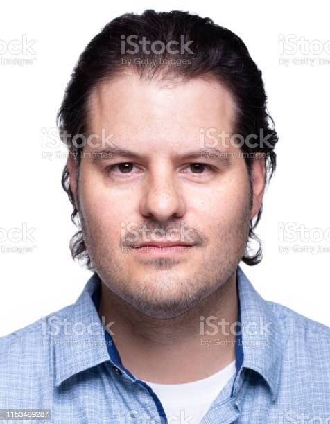 Frontal male passport photo isolated on white background eu picture id1153469287?b=1&k=6&m=1153469287&s=612x612&h=nhftotuupsjpys9awi4zum5apuxhocfuyrx96cy7b2y=