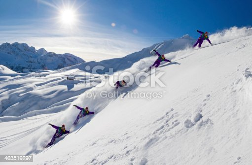 603993820 istock photo Frontside sequence 463519297