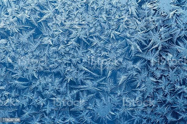 Photo of Frosty pattern