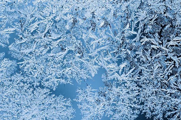 Frosty motif - Photo