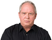 istock Frowning Mature Man Portrait 174824465