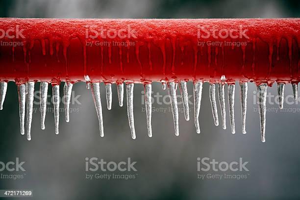 Photo of frozen bar