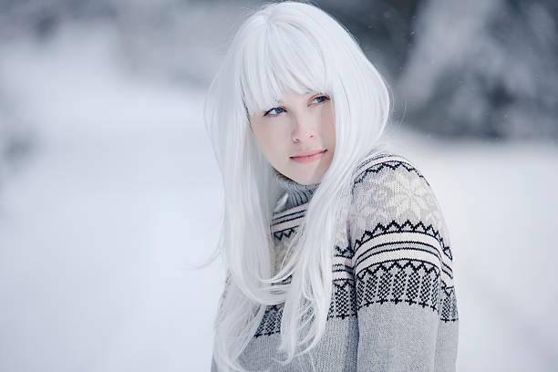 frozen beauté - Photo